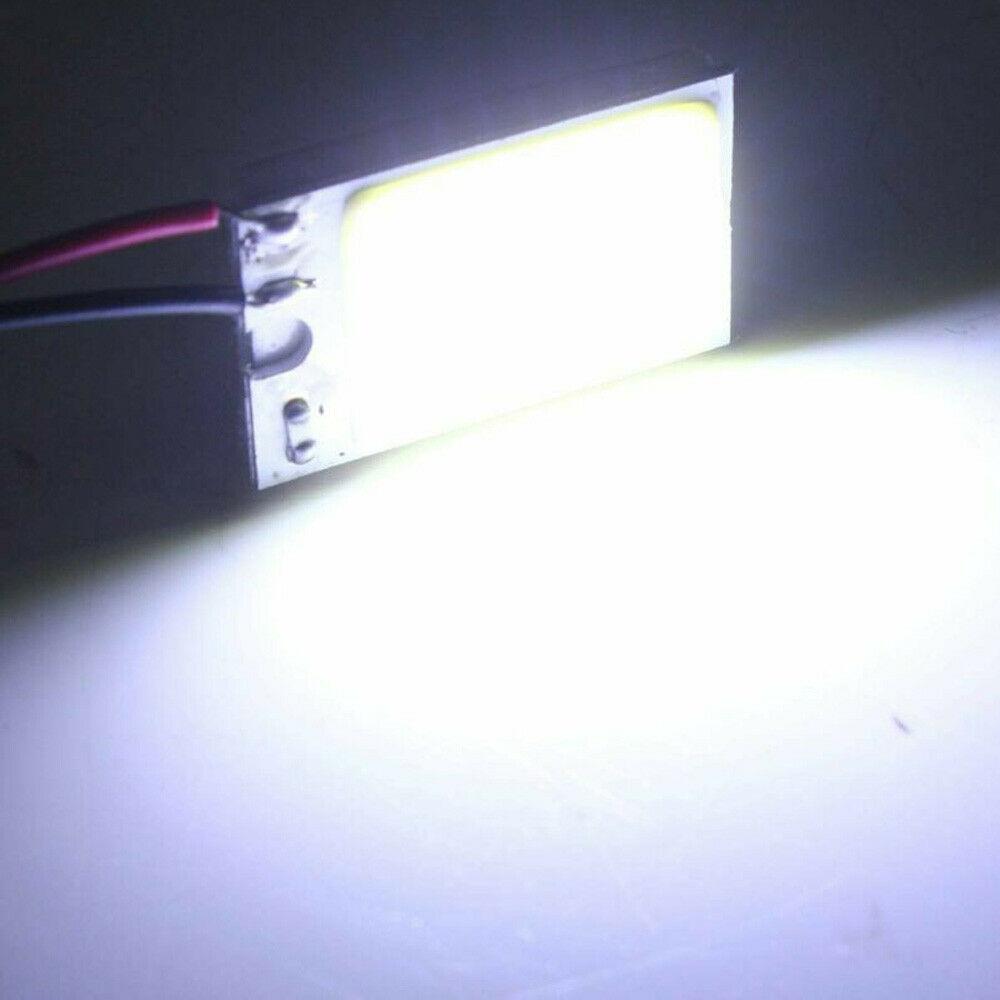 Белый монолитный блок светодиодов 18 плоская купольная лампа